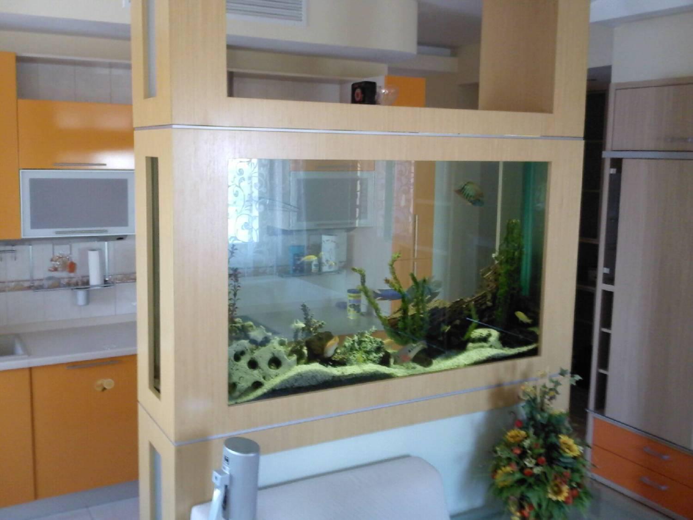 Как украсить аквариум своими руками 43